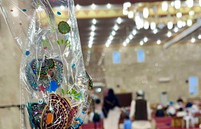 شاهد.. خدمات ميدانية للفرق الصحية ببيشة بمصليات العيد