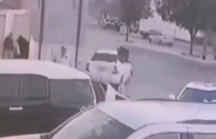 مرور الرياض يطيح بقائد مركبة تسبب في دهس أحد المشاة أثناء ممارسة التفحيط