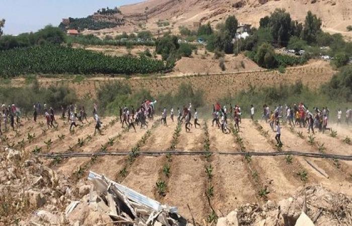 """""""كان"""": أردنيان يعبران الحدود إلى الأراضي الفلسطينية المحتلة"""
