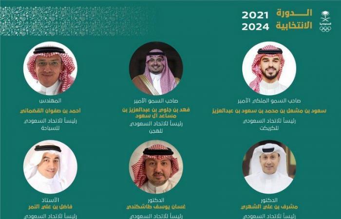 """""""الفيصل"""" يعتمد التشكيل الجديد لعددٍ من مجالس إدارات الاتحادات واللجان والروابط السعودية"""