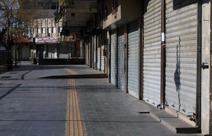 الاردن : فتح القطاعات المغلقة تدريجيا مطلع حزيران
