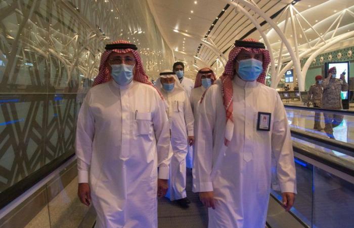بالصور.. انطلاق ناجح للرحلات الدولية من مطار الملك عبدالعزيز