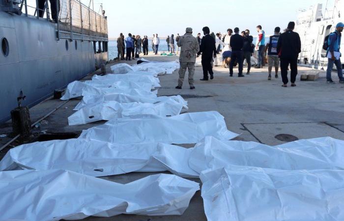 """""""المتوسط"""" يبتلع 57 مهاجراً قبالة سواحل تونس"""