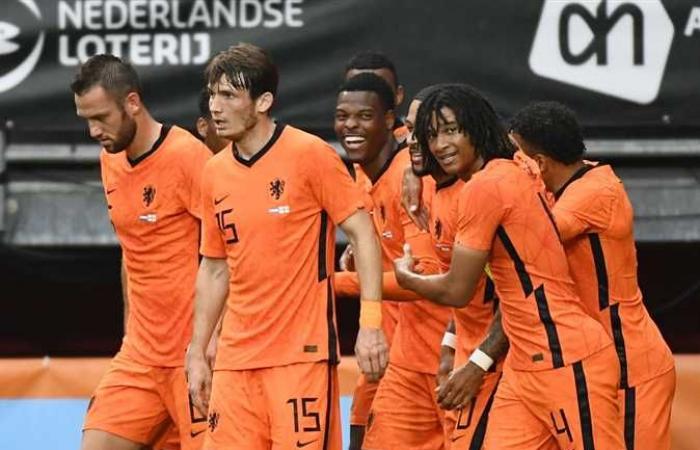 يورو 2020 .. فينالدوم يقود تشكيل هولندا أمام أوكرانيا