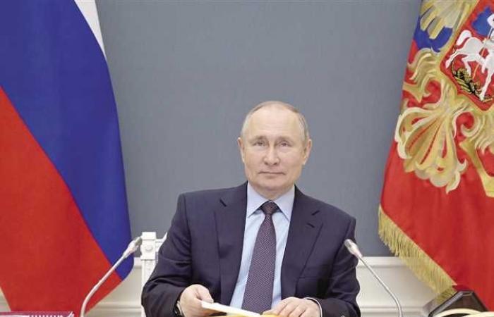 «عمل غير إنساني».. الرئيس الروسي يتحدث عن قرارات غربية ضد سوريا