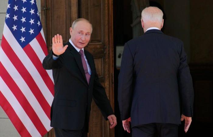 """فيلا """"لا غرانج"""".. انطلاق قمة """"بايدن"""" و""""بوتين"""" في جنيف"""