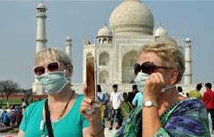 الهند تعيد إفتتاح «تاج محل» للزائرين بعد انخفاض إصابات كورونا