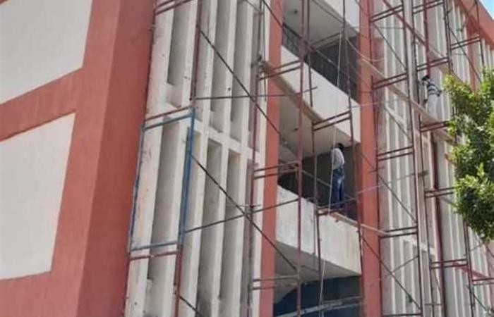 رئيس«الطود»:الانتهاء من الصيانة الشاملة لمدرسة نجع ابو الحمد للتعليم الأساسي