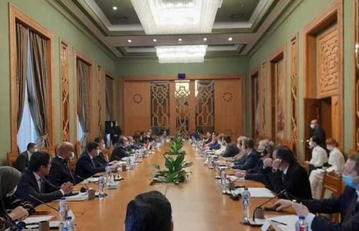 مشاورات مصرية روسية لإطلاق فعاليات عام التبادل الإنساني بين مصر وروسيا