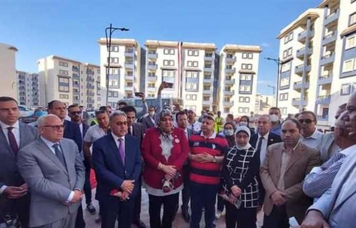 وفد «محلية النواب» تستكمل جولته التفقدية في محافظة بورسعيد