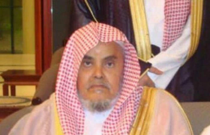 """الموت يفجع إمام الحرم في والده """"عبدالعزيز آل الشيخ"""".. والمغردون ينعون"""