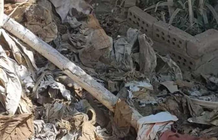 تفاصيل ضبط نابش القبور في شبين الكوم.. استخرج أكفان الموتى بدعوى «وجود سحر»
