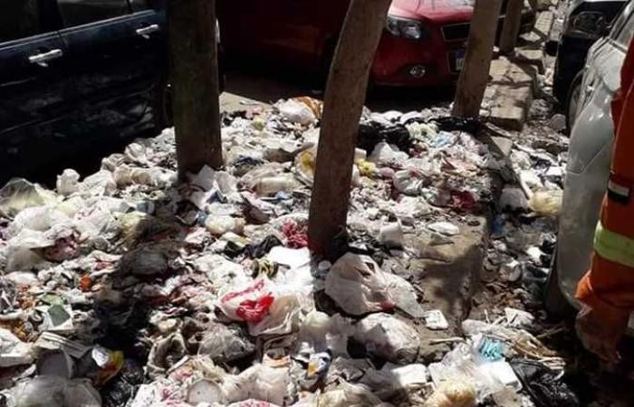 طلب إحاطة لوزير التنمية المحلية حول انتشار القمامة في شبرا الخيمة