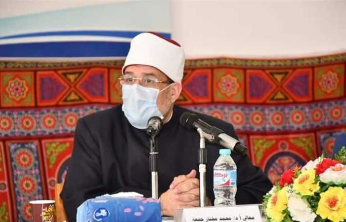 وزير الأوقاف : ثوابت السياسة المصرية ترتكز على صوت الحكمة