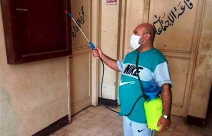 الشرقية تواصل تكثيف حملات النظافة والتطهير للوقاية من كورونا