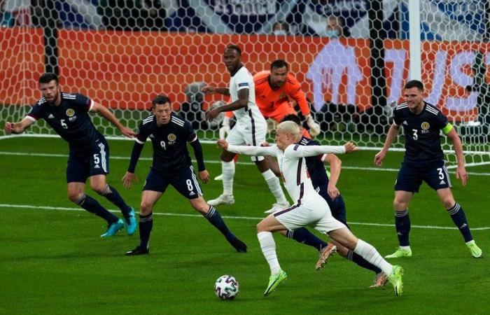 يورو 2020.. إنجلترا يهدر فرصة التأهل المبكر بتعادل سلبي أمام اسكتلندا