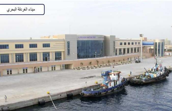 تصدير 38 ألف طن فوسفات من ميناء سفاجا إلى إندونيسيا