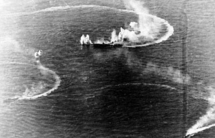 زي النهارده.. 19 يونيو 1944 «ضربة الديك الرومي»