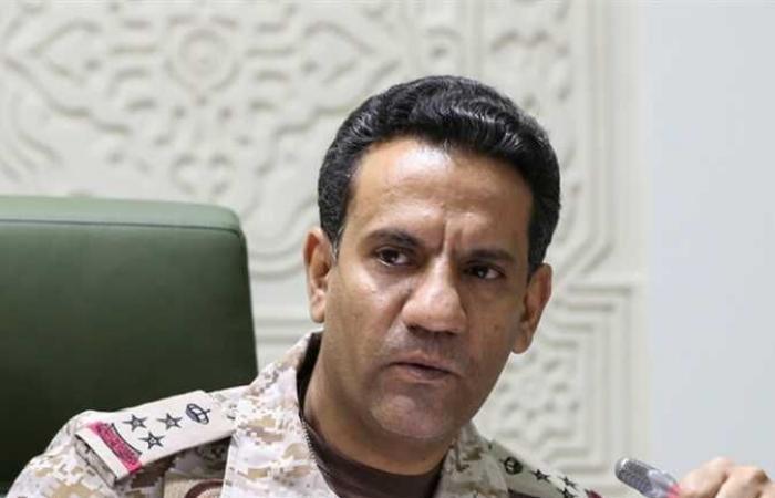 «التحالف العربي» يعلن اعتراضه 6 مسيرات جديدة أطلقها الحوثيون صوب السعودية