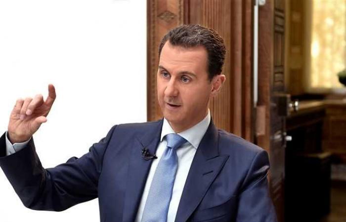 بشار الأسد يهنئ الرئيس الإيراني المنتخب