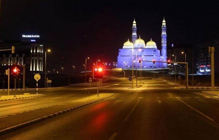 """ارتفاع إصابات """"كورونا"""" يضطر سلطنة عمان إلى إعادة فرض حظر التجول"""