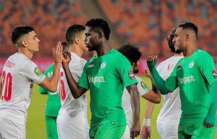 الرجاء المغربي يختتم تدريباته قبل مواجهة بيراميدز