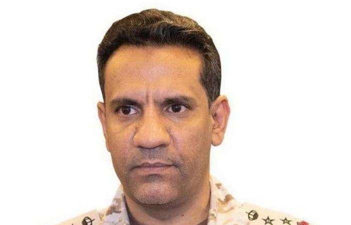 """""""التحالف"""": الدفاعات الجوية تعترض مسيرتين مفخختين أطلقتهما ميليشيات الحوثي صوب خميس مشيط"""