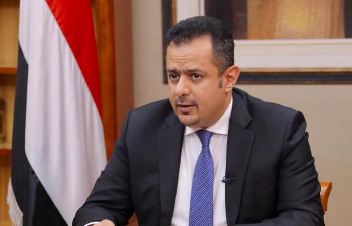 """""""عبد الملك"""" يؤكد وقوف حكومته في المعركة الوطنية حتى إنهاء الانقلاب الحوثي"""