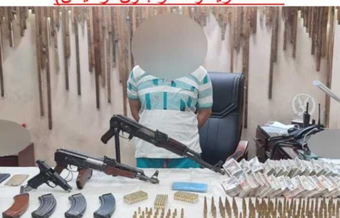 حملة أمنية لضبط العناصر الإجرامية والمحكوم عليهم الهاربين