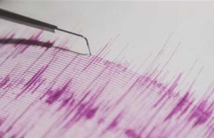 زلزال بقوة 5.9 ريختر على الحدود التركية اليونانية