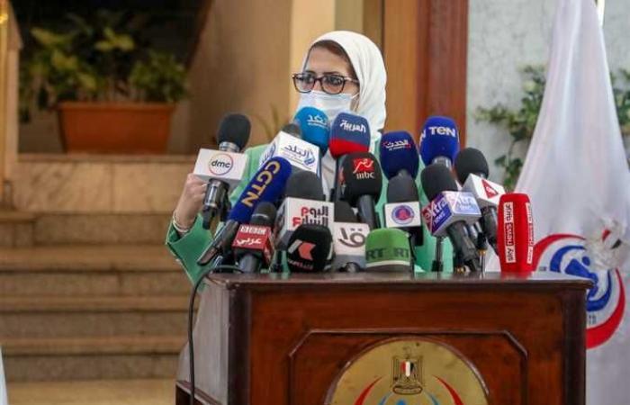 «الصحة» تعلن بشرى سارة للمواطنين بشأن أول إنتاج مصري من لقاح «سينوفاك»