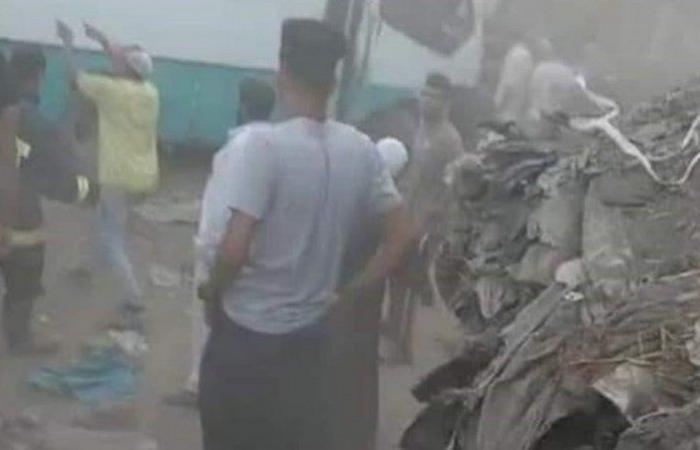 مأساة القطار.. السلطات المصرية تكشف تفاصيل جديدة حول الحادث