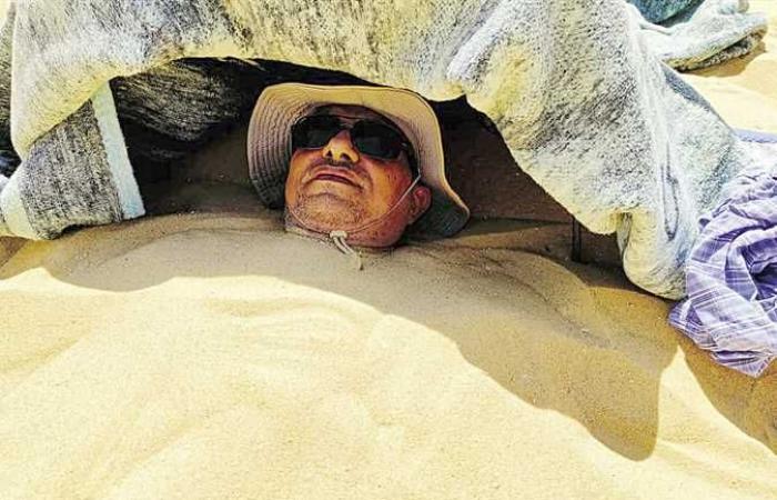 انطلاق موسم السياحة العلاجية في سيوة