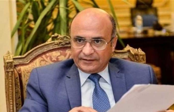 وزير العدل: المرأة المصرية تعيش أزهى أيامها في عهد الرئيس السيسي