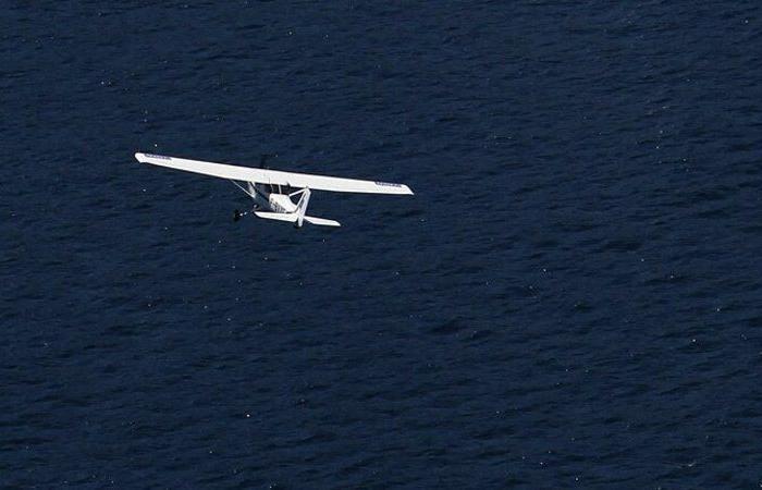 مصرع شخصين من جراء تحطم طائرة خفيفة غربي اليونان