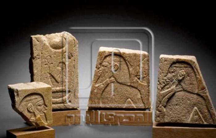 النائب العام يسترد 114 قطعة أثرية مصرية مهربة إلى فرنسا «فيديو»