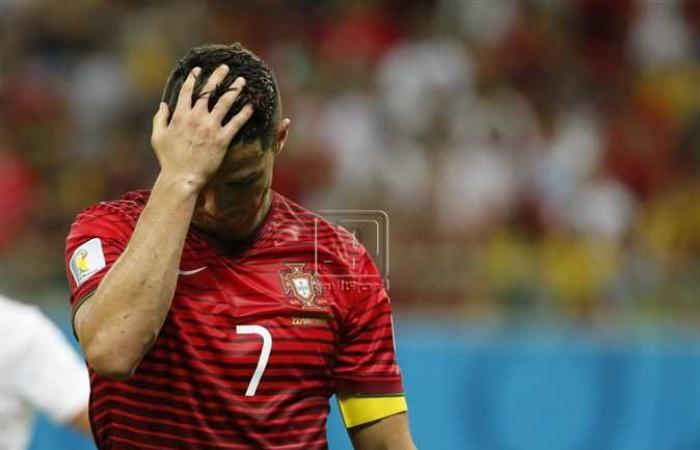 رونالدو يعادل رقم الإيراني على دائي كأكثر لاعب سجل لمنتخب بلاده في التاريخ