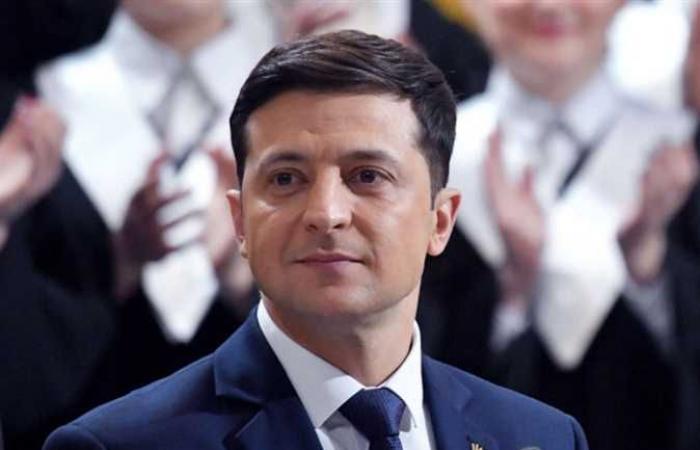 رئيس أوكرانيا يلتقي ميركل في الـ12 من يوليو