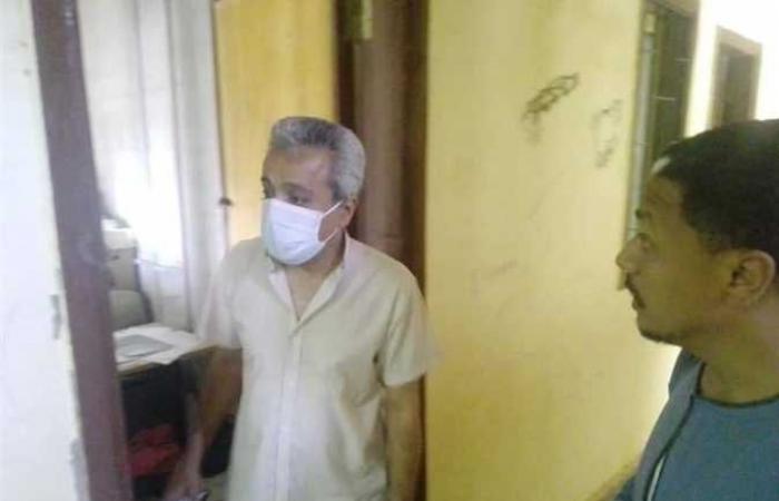 وفد وزارة الصحة يتفقد قريتى «أبو حزام وحمرة دوم» لتقييم الخدمات الطبية في قنا