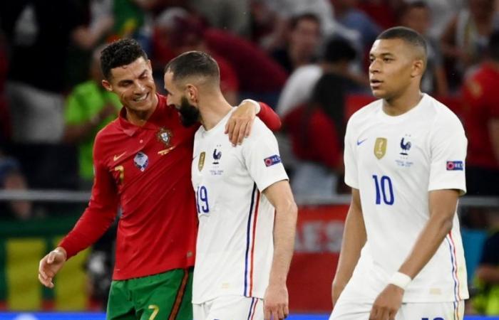 """البرتغال وألمانيا وفرنسا إلى ثمن نهائي """"يورو 2020"""""""
