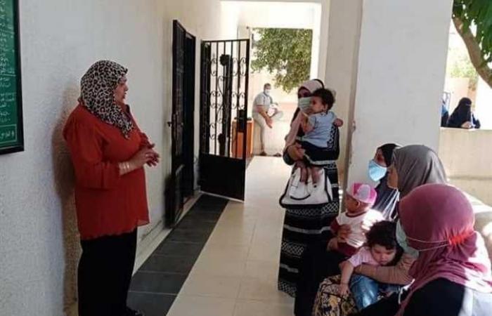 حملات «حقك تنظمي» تواصل أعمالها في أسبوعها الأخير بالسويس