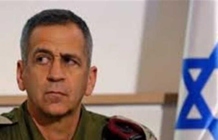 رئيس الأركان الإسرائيلي: مستمرون بالعمل مع الأمريكيين لمواجهة التحديات في الشرق الأوسط