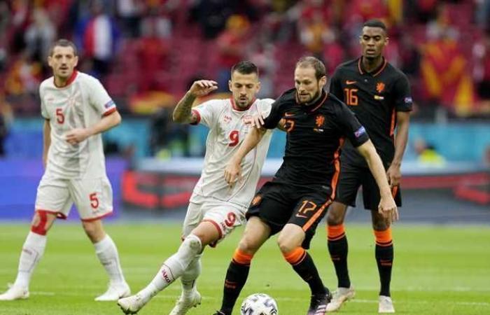حصاد مجموعات يورو 2020 .. هولندا تتفوق هجومياً وظهور مخيب لتركيا ومقدونيا