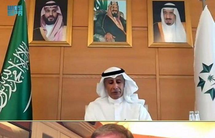 مجلس الأعمال السعودي الأمريكي يبحث الفرص الاستثمارية مع هيئة الصناعات العسكرية