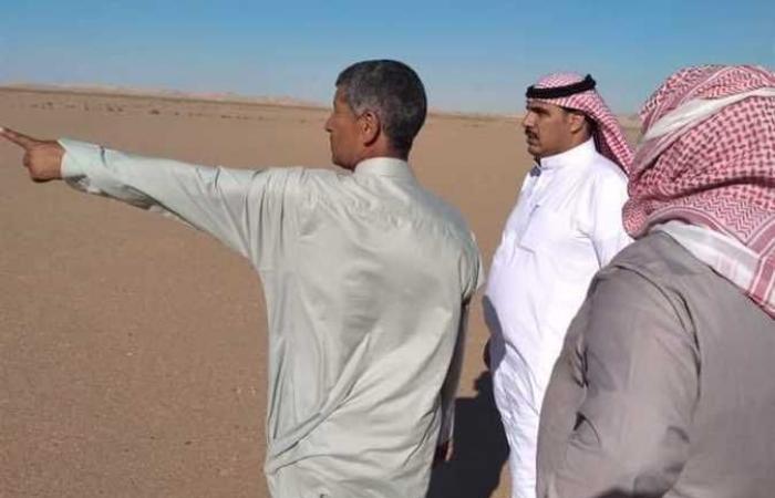 تخصيص قطعة أرض لصالح نادي سيناء للهجن والفروسية