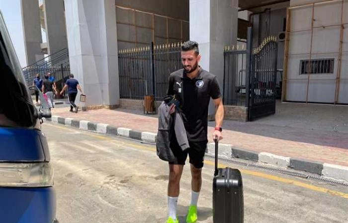 بيراميدز يخوض أول تدريباته بكازبلانكا الجمعة بملعب نادي الرجاء