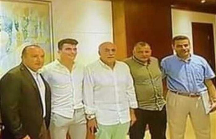 حسين لبيب: زيزو من اللاعبين الكبار لذلك جددنا عقده