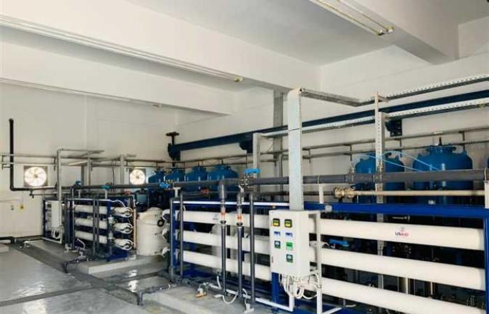 تنفيذ مشروعات في قطاع المياه بقيمة 50 مليون دولار بسيناء