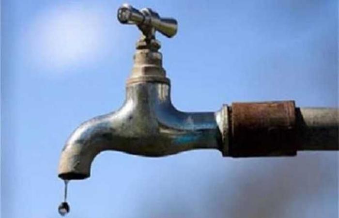 اليوم الجمعة.. قطع المياه عن 14 منطقة في الهرم والجيزة لمدة 10 ساعات