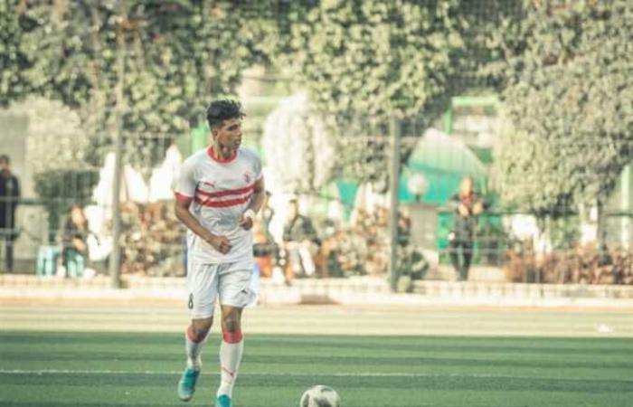 كارتيرون يصعد ثنائي الشباب أحمد محمود وحمدي محمود للتدريب مع الفريق الأول